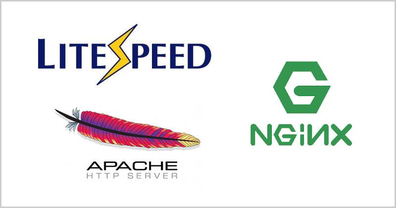 نقد و بررسی Nginx ،Apache و Lite speed